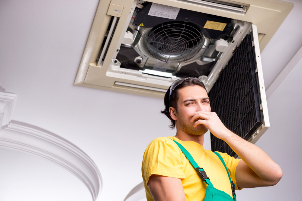 meanings odors air conditioner